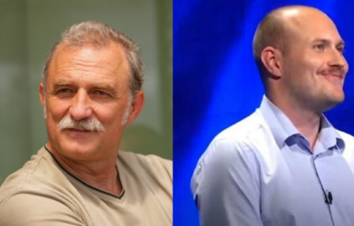 """Ipak nije na oca: Sin Lazara Ristovskog se baš OBRUKAO u kvizu """"Potera"""", pa i deca bi znala ove odgovore"""