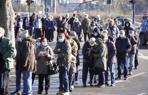 Neverovatan odziv: Srbija upravo prešla brojku od 300.000 vakcinisanih!