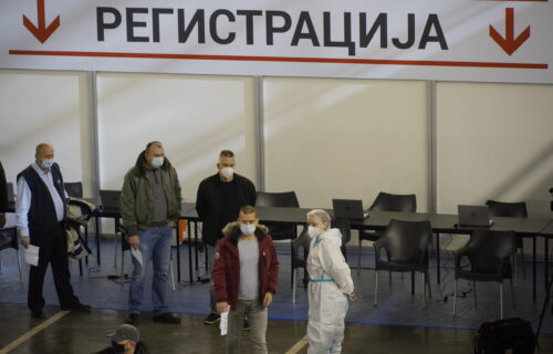 Srbija zasenila celu Evropu: Do sada je vakcinisano skoro 500.000 građana