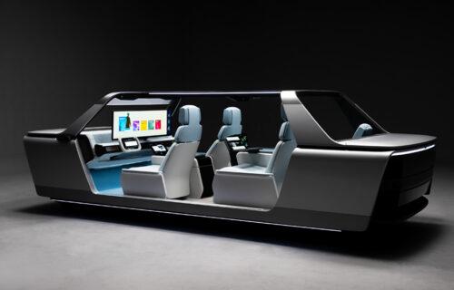 QLED i 5G tehnologija: Samsung predstavio Digital Cockpit 2021 (VIDEO)