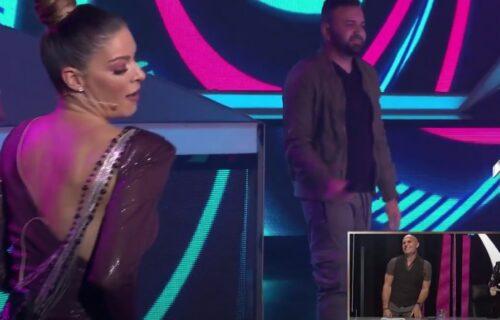 Sanja Kužet počela da UVIJA KUKOVIMA na sceni: Karleuša i Popović pali u trans od njenog plesa (VIDEO)