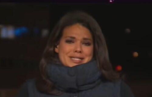 Voditeljka Sara SLOMILA se ispred kovid bolnice: Objavila izveštaj, pa briznula u PLAČ (VIDEO)