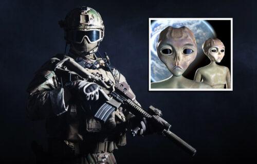 Kako se boriti u slučaju invazije vanzemaljaca? Britanija ima grupu komandosa (VIDEO)