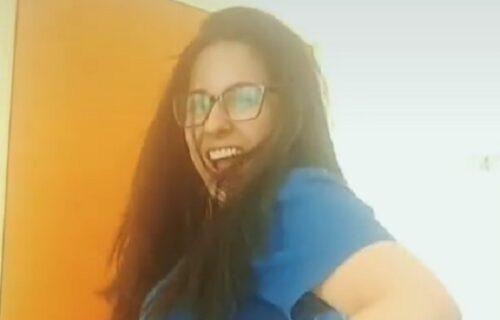 MEDICINSKA SESTRA Andrea se snimala na poslu: Pokazala koliko je smršala, a onda i tverkovala (VIDEO)