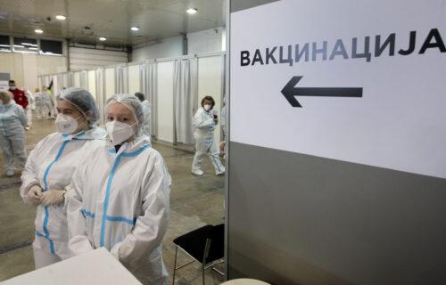Svest građana na visokom nivou: Evo koliko ljudi u Srbiji se prijavilo za vakcinaciju