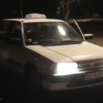 Hit na društvenim mrežama: Taksista u vreme korone od svog auta napravio pravu DISKOTEKU (VIDEO)