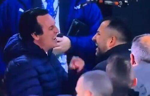 Frka među trenerima u španskoj Primeri: Emeri i Martinez samo što se nisu poubijali! (VIDEO)