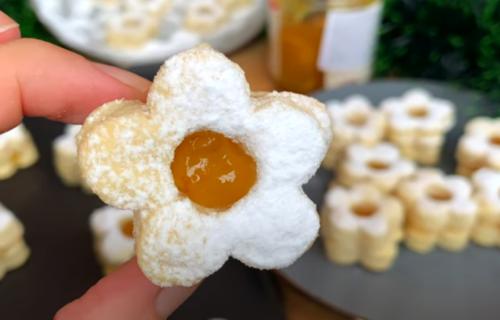 Što duže stoje to su ukusnije: Posne vanilice sa limunom (RECEPT+VIDEO)