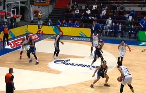 Vasina i Larkinova škola košarke: Akcija za udžbenike, ali ovo je Zenitovo veče! (VIDEO)