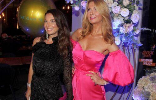 Sanja Marinković i Vesna Dedić