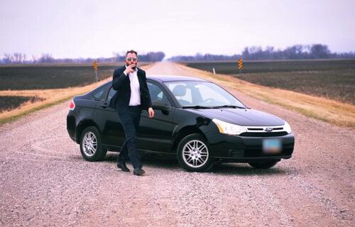 Mekonahi mu nije ravan! Reklama za prodaju Forda oduševila internet (VIDEO)