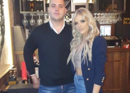 Viktor Živojinović o vezi sa lepom Sandrom: Misle da je sa mnom iz KORISTI, neću još da se ŽENIM