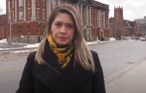 Voditeljka izveštavala sa ulice, a onda je uživo doživela najveće PONIŽENJE ikada (VIDEO)