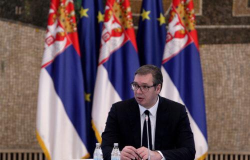 """""""Oprema koju ste poslali je znak prijateljstva"""": Vučić se zahvalio kralju Bahreina na pomoći"""