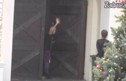 Vuk Mob uz SUZE i APLAUZ napustio Zadrugu: Reper poslat HITNO kući (VIDEO)