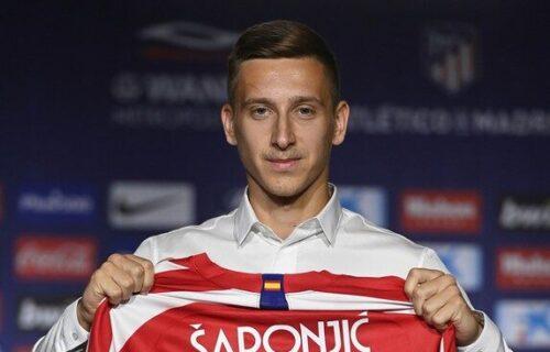Šaponjić napustio Atletiko: Srbin ima novi klub, bivši igrač Zvezde ga nahvalio kao niko!