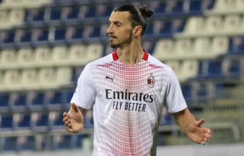 Ibrahimović pobesneo zbog provokacije protivnika: Imao je šta da poruči fudbaleru Atalante!