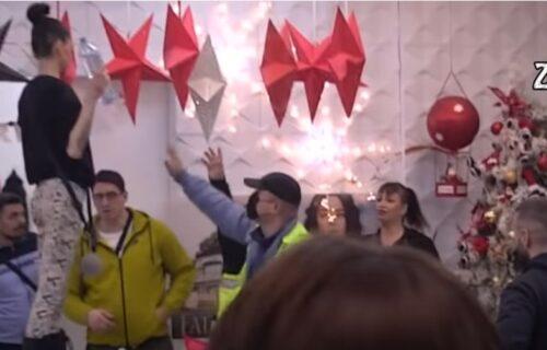 Žestoki sukob noćas u Zadruzi: Tara ISPOLIVALA Miljanu, ova joj iščupala svu KOSU sa glave! (VIDEO)