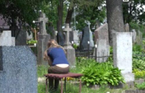 Bežala po noći od lopova, pa na groblju upala u RAKU: Ujutro radnicima dala OVO i promenila im živote