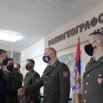 Ministar Stefanović posetio Vojnogeografski institut: Data centar počeo sa radom