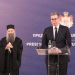 Vučić sa patrijarhom Porfirijem: Kad država i Crkva streme istom cilju, Srbija bude prva u Evropi