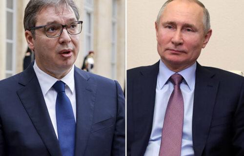 """Predsednik Vučić uputio TELEGRAM SAUČEŠĆA Putinu povodom pada aviona: """"Naše misli su sa ruskim narodom"""""""