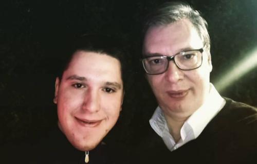 Ovo NIKO ne zna o Danilu Vučiću: Jevtić otkrio nepoznate detalje o sinu predsednika Srbije