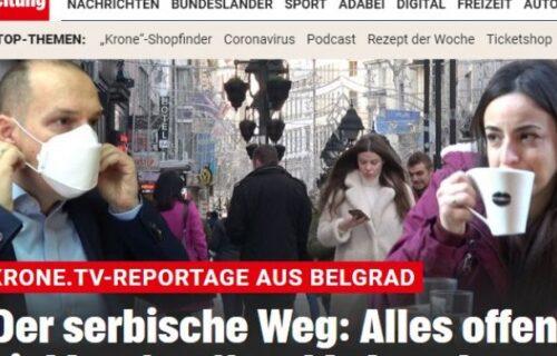 Udarna vest u Austriji: Hvale Srbiju, Beč da se ugleda na Beograd u borbi protiv koronavirusa!
