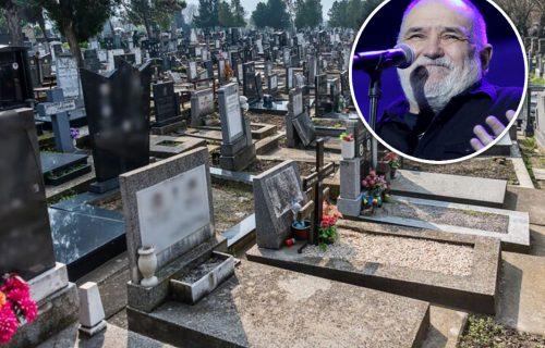 Ovo je RAZLOG premeštanja GROBA Đorđa Balaševića: Nakon 40 dana pomeren je u SENKU