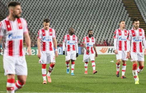 """Zvezda grdno oslabljena pred """"večiti derbi"""": Igrač suspendovan jer je kršio klupsku disciplinu!"""