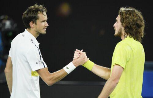 Nisam onlajn kladionica: Grk pred finalni meč poručuje da bi za tenis bilo dobro da Đoković izgubi