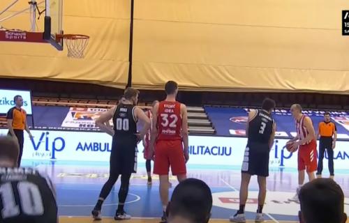 Pogledajte ludu završnicu derbija: Evo kako je Zvezda pobedila Partizan (VIDEO)