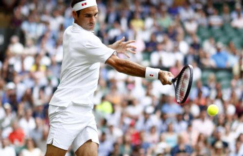 Navija za Švajcarca: Nemac dao savet Federeru da se povuče ako osvoji Vimbldon (FOTO)