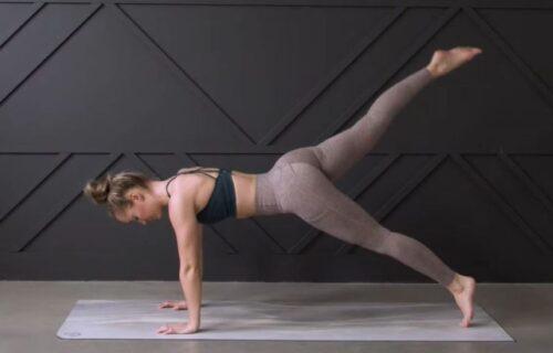 Zaboravićete na sve probleme i osvežiti telo: 35 minuta pilatesa je sve što vam je potrebno (VIDEO)