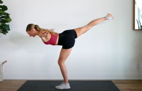 Bez ponavljanja, ravnoteža je najvažnija: Pola sata malo drugačijeg vežbanja (VIDEO)