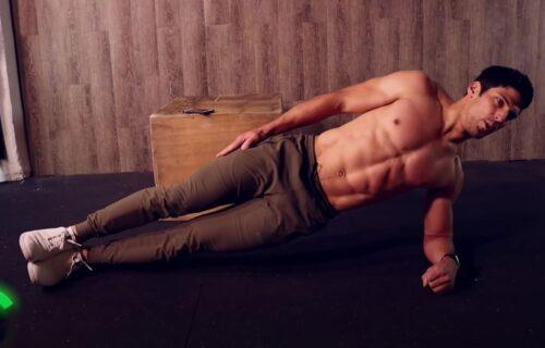 Želite mišićavo telo? Sve što vam treba je 7 minuta dnevno i 13 zahtevnih vežbi (VIDEO)