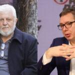 """""""Vučić je mogao i SME"""": Predsednik Srbije zahvalan reditelju Gagi Antonijeviću na rečima podrške"""