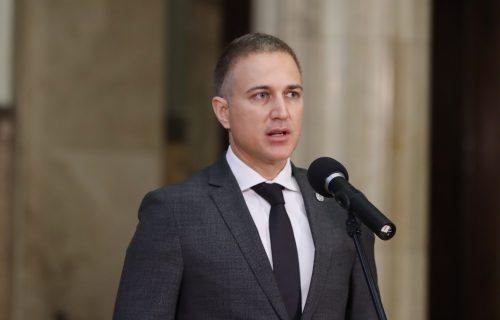 Niko od zaposlenih u MUP nije čuo za istragu koju spominje Nebojša Stefanović
