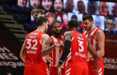 Zvezda sa pojačanjem napada Split: Vraća se još jedan košarkaš posle korone, crveno-beli sve brojniji