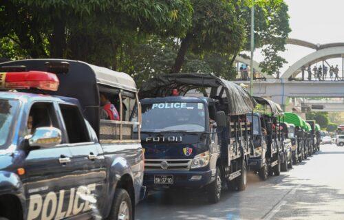Izveden PUČ u Mjanmaru: Vojska pohapsila zvaničnike, uvedeno vanredno stanje
