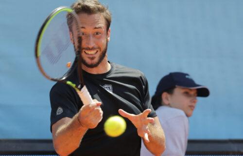 Milojević srušio legendu: Srbin održao čas tenisa nekadašnjem igraču iz TOP 5!