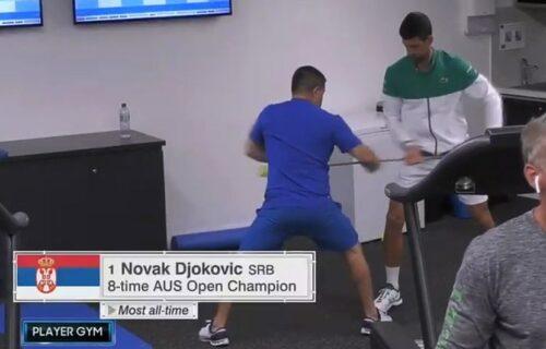 Ovo je čovek koji je spasio Novaka: Da nije bilo njega, Đoković bi završio učešće na Australijan openu!