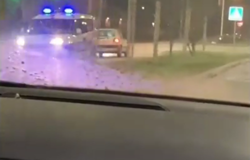 Filmska POTERA: Novosađanin jurio kontra smerom, za dlaku izbegao SMRT (VIDEO)