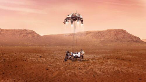 I ovo je moguće – Pojavila se DUGA na Marsu (FOTO)