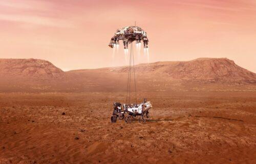 I ovo je moguće - Pojavila se DUGA na Marsu (FOTO)