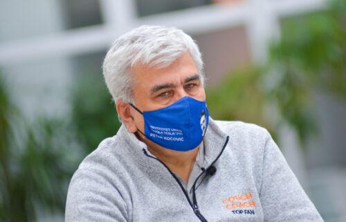 Profesor Kočović ima NOVE INFORMACIJE: Otkrio šta nas čeka za mesec dana, broj zaraženih raste odavno!