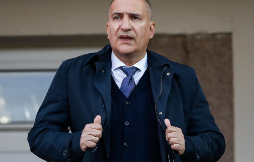 """Mrkela ne može da dođe sebi nakon smrti Kosanovića: """"Mnogo me je pogodilo, večno ću pamtiti prijatelja"""""""