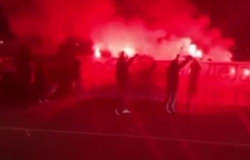 Goreo je Milano: Navijači Intera spremili neverovatan doček Dejanu Stankoviću! (VIDEO)