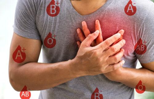Testirano više od milion ljudi: Osobe sa OVOM krvnom grupom imaju najveću šansu da dožive srčani udar!