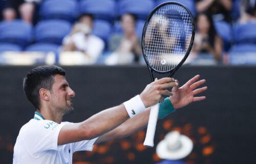 Novak još jednom pohvalio rivala, pa iskritikovao Australijance: Nisam siguran šta je razlog ove promene